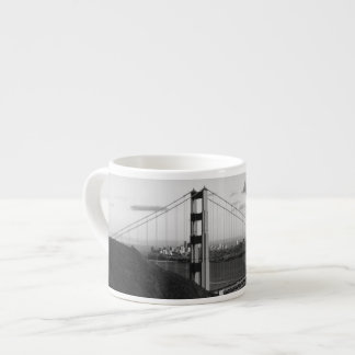 B and W San Francisco espresso mug