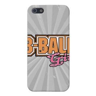 b-ball girl basketball design iPhone 5 case