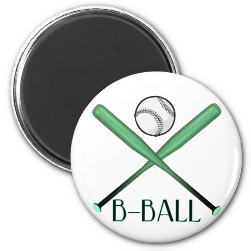 B-BALL IMÁN REDONDO 5 CM
