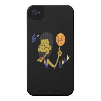 B Ball iPhone 4 Case-Mate Case