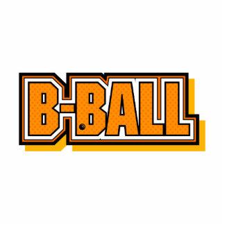 B-Ball Photo Sculpture