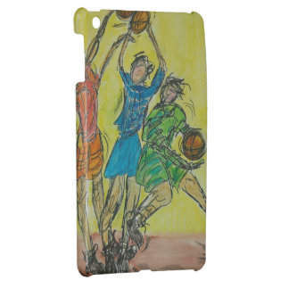 B-Ball Practice Case For The iPad Mini