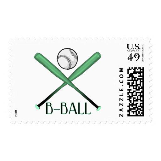 B-BALL SELLOS