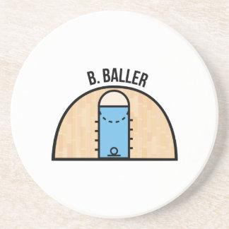 B. Baller Beverage Coaster
