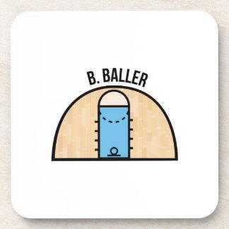 B. Baller Drink Coasters