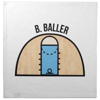 B. Baller Servilleta De Papel