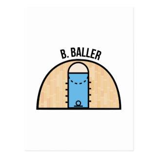 B. Baller Tarjetas Postales