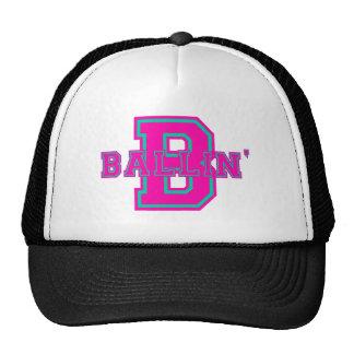 B Ballin' Trucker Hat