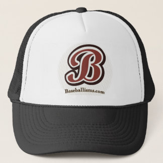 B-Baseballisms.com Truckers Hat