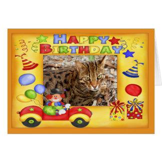 b-bengal-cat-17 card