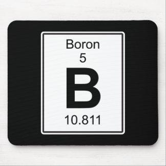 B - Boron Mouse Pad
