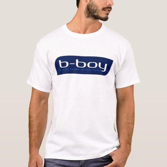 B-Boy (Blue) T-Shirt