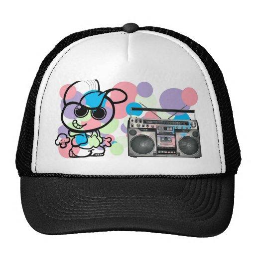 B-boy Box Mesh Hats