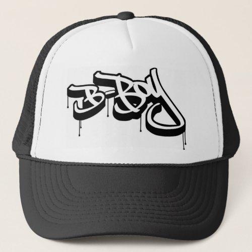 B_boy Hat