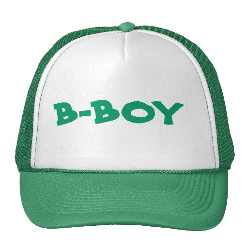 B-BOY hats