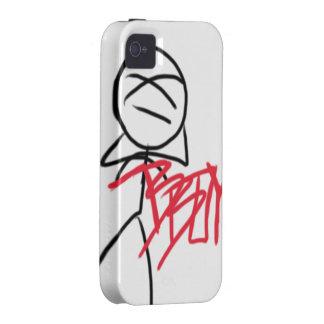 B boy I phone case iPhone 4 Cases