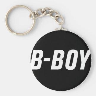 B-Boy keychain
