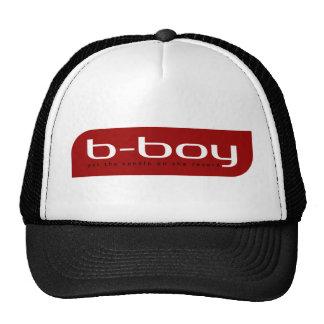 B-Boy (Red) Cap