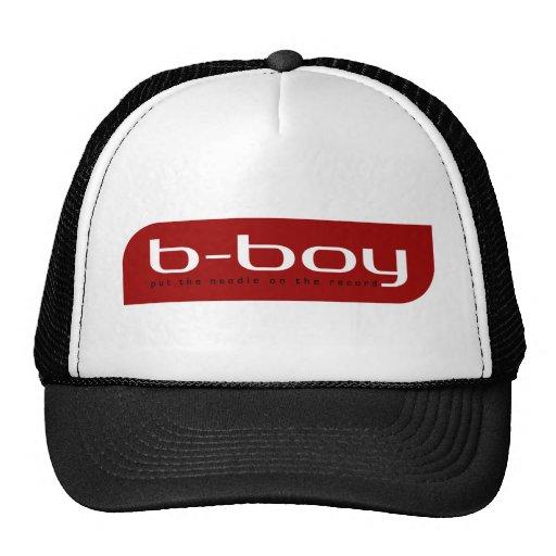 B-Boy (Red) Hats