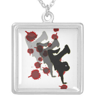 B-Boy Shadow Necklace