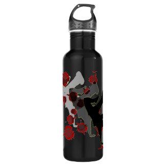 B-Boy Shadow 24oz Water Bottle