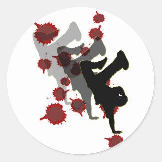 B-Boy: Shadow Stickers