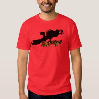 B-Boy Stance Tee Shirt
