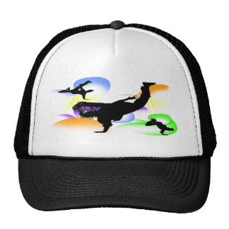 B-boying Trucker Hat