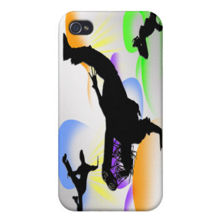 B-Boying iPhone 4/4S Cover