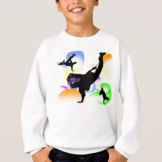B-boying Sweatshirt