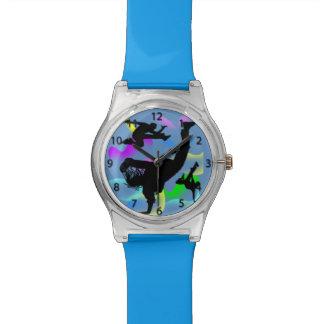 B-Boying Wrist Watch