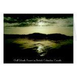 B.C. Islands Sunset Cards
