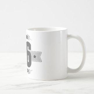 B-day 26 (Dark&Lightgrey) Coffee Mug