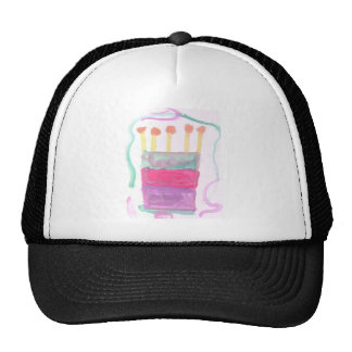 B Day Cake Hat