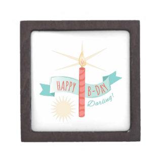 B-día feliz cajas de regalo de calidad