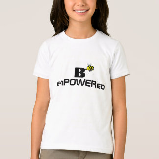 B emPOWERed girls t-shirt