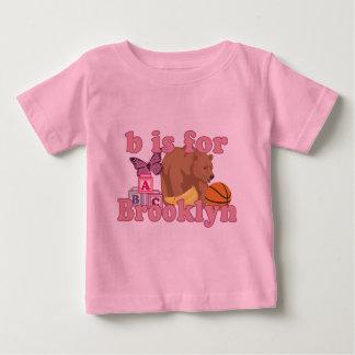 B está para Brooklyn T-shirts