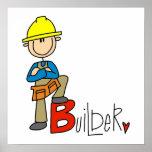 B está para el constructor poster