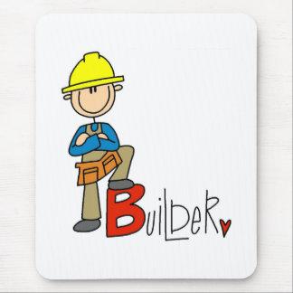 B está para el constructor tapete de raton