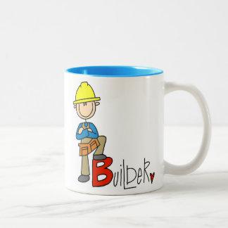B está para el constructor taza de dos tonos