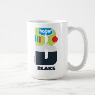 B está para el zumbido el | añade su nombre taza de café