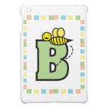 B está para la abeja iPad mini funda