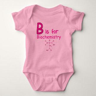 B está para la bioquímica tee shirt