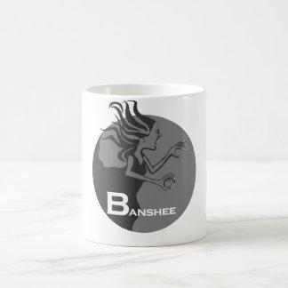 B está para la hada maligna tazas de café