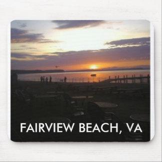 b, FAIRVIEW BEACH, VA Mouse Pad