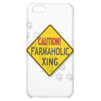 <b>FARMAHOLIC CROSSING<b> Cover For iPhone 5C