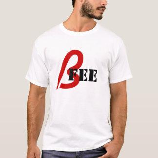 B Fee Beefy b-fee RED MARK DESIGN T-Shirt NICKNAME