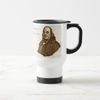 B. Franklin: Liberty & Safety - Mug #3