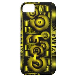 B&G Floral Steam Punk Iphone 5 Case-Mate Case