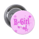 B-Girl Button